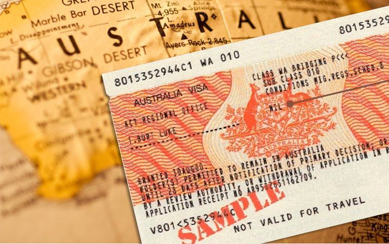 Виза в Австралию — можно ли получить ее самостоятельно?