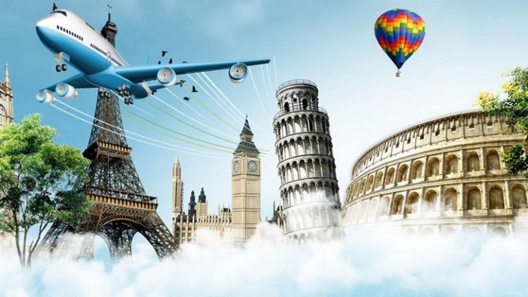 Популярные страны для путешествий